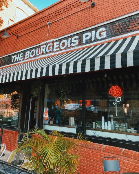 The Bourgeois Pig Featured Image