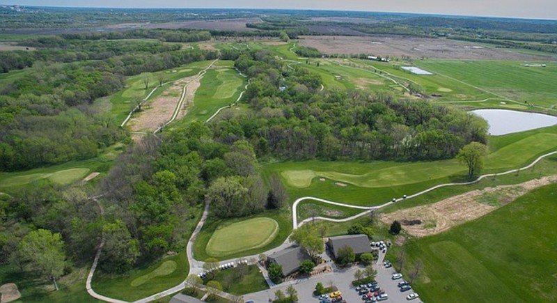 Eagle Bend Golf Course Featured Image
