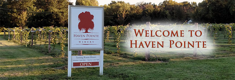 Haven Pointe Winery Featured Image