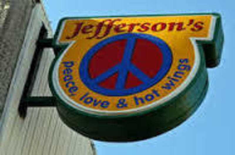 Jefferson's Restaurant Featured Image