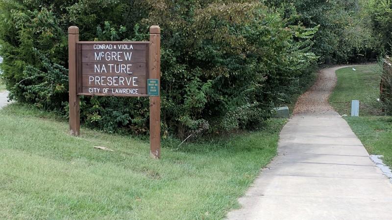 Conrad & Viola McGrew Nature Park Featured Image
