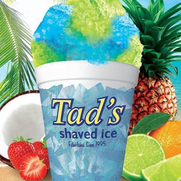 Tad's Shaved Ice Featured Image