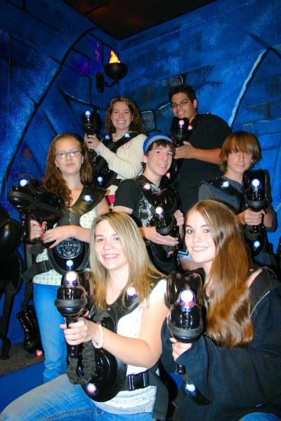 Groups of all ages have fun at ShadowLand