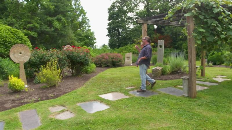 Sculpture Garden at Alden Farms