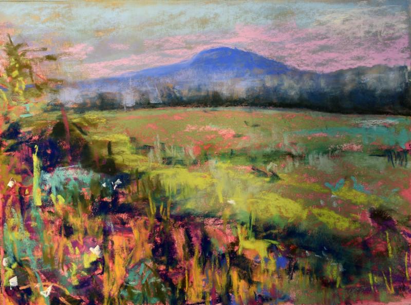 Sugarloaf Mountain pastl