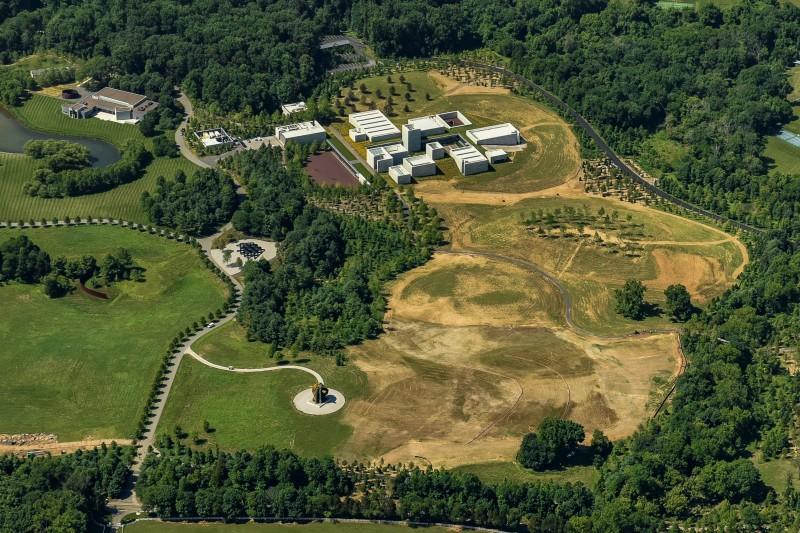 Glenstone Aerial 2