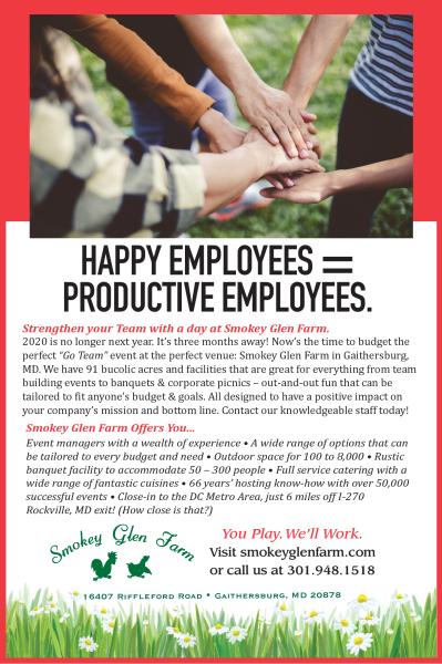 Productive Employee Benefits