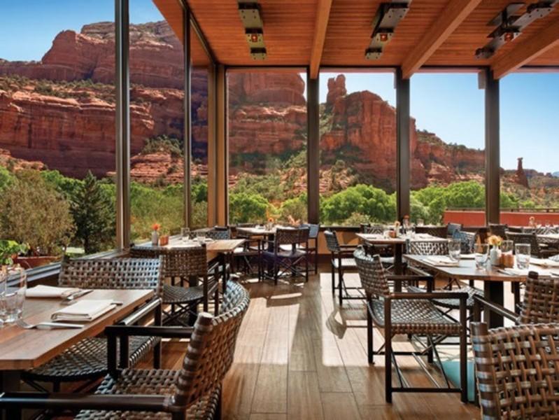 Sedona restaurant and lounge