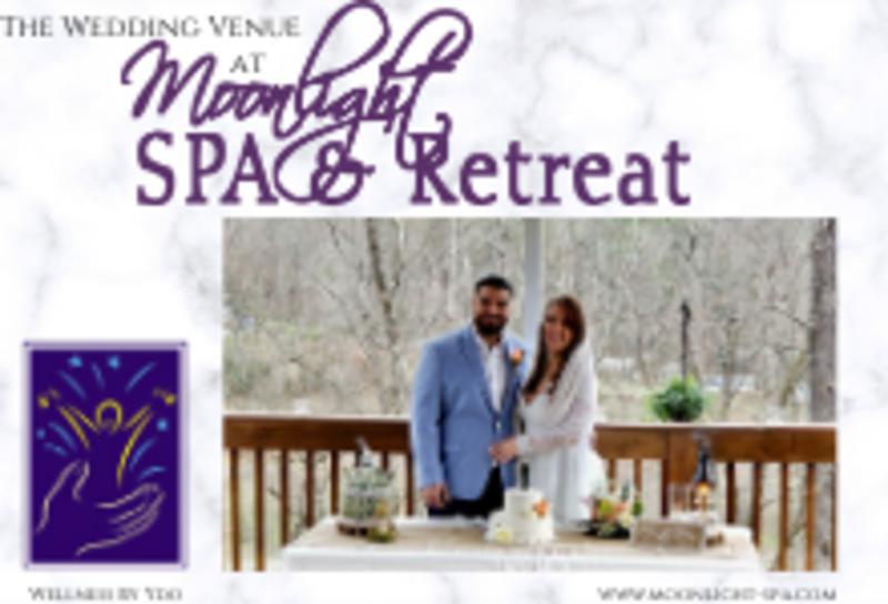 The Wedding Venue at Moonlight Spa & Retreat