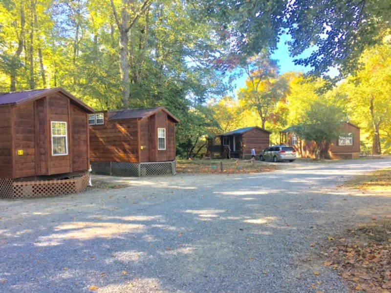 Murphy Peace Valley KOA Campground & Cabins