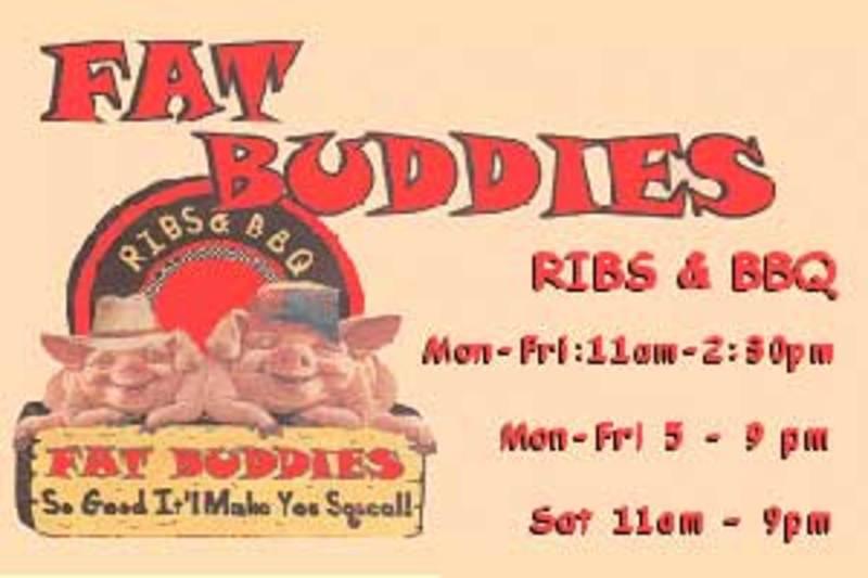 Fat Buddies Ribs and BBQ of Waynesville