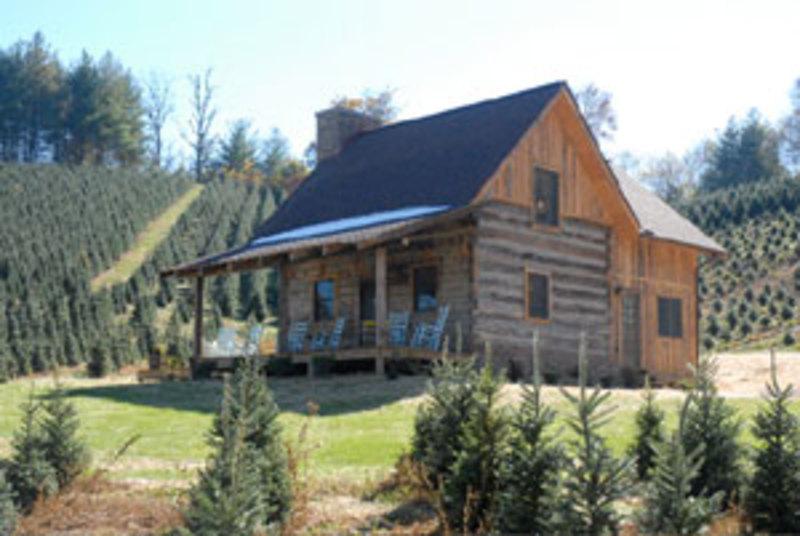 Boyd Mountain Log Cabins
