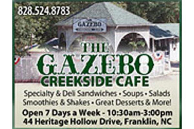 Gazebo Creekside Cafe