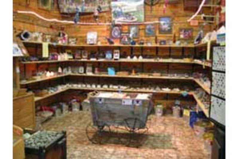 Gold City Gem Mine, Jewelry and  Rock Shop