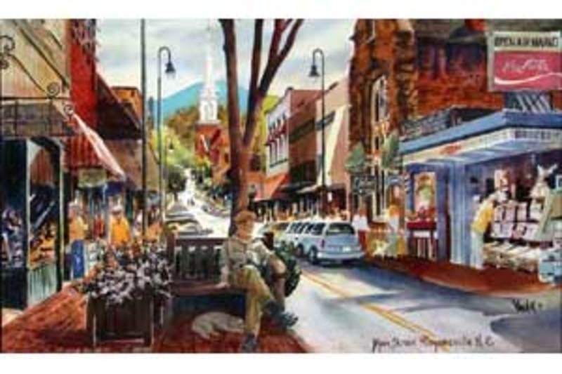 Downtown Waynesville Association