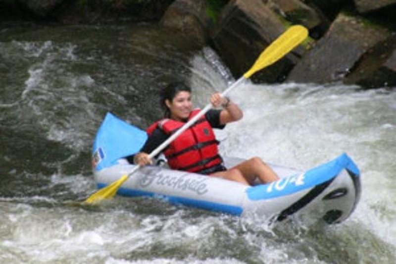 Brookside Campground & Rafting
