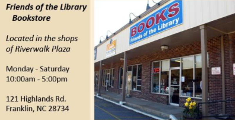 Friends of the Macon County Public Library Bookstore