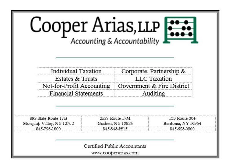 Cooper Arias, LLP