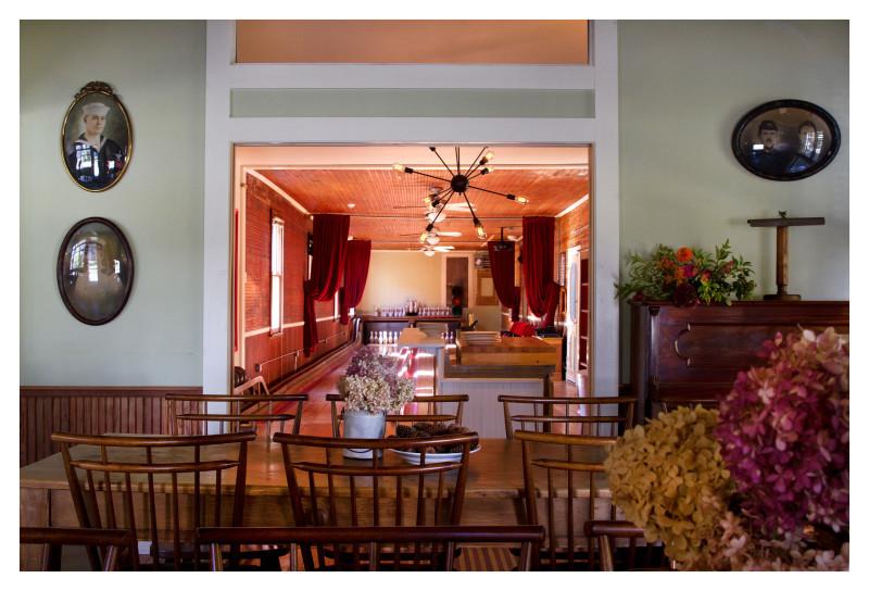 Bar Room & Restaurant at North Branch Inn