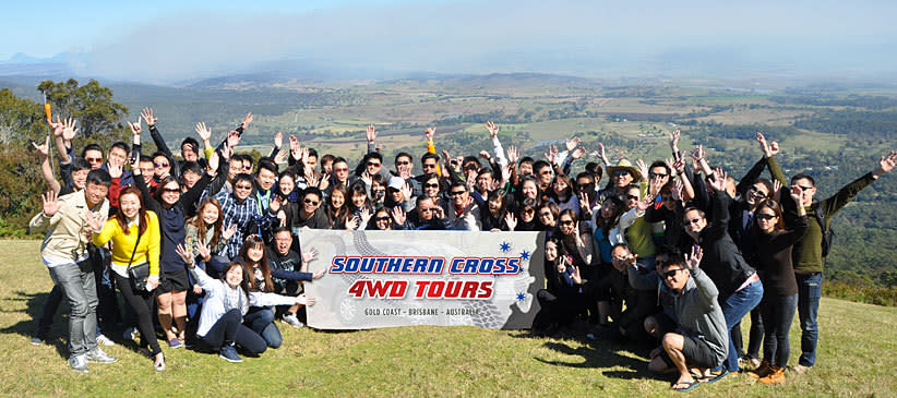 Southern Cross 4WD Tours