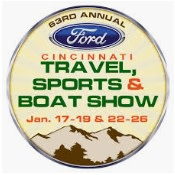 Ford Cincinnati Travel, Sports & Boat Show