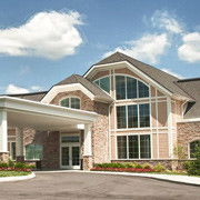 Cooper Creek Event Center at the Blue Ash Golf Course