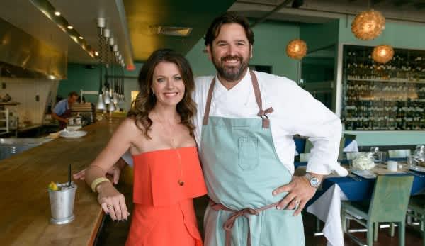 Bryan and Jennifer Caswell