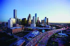 Downtown Skyline - Aerial - 7