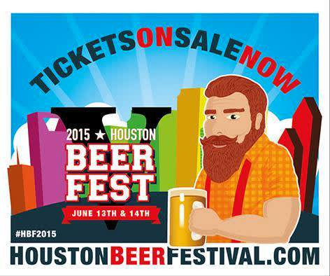 Houston Beer Festival 2015