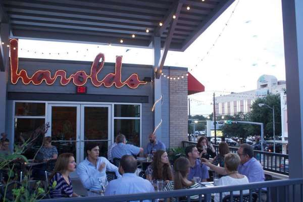 Brunch of the Month: Harold's