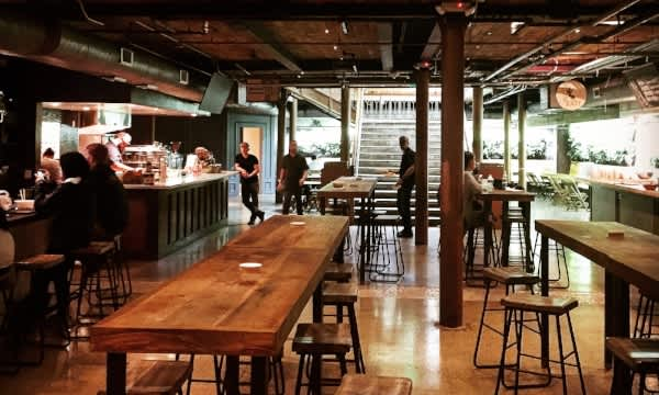 Food Hall Takeover Downtown