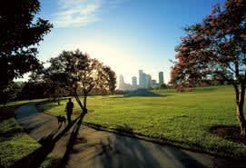 Buffalo Bayou Park - 1