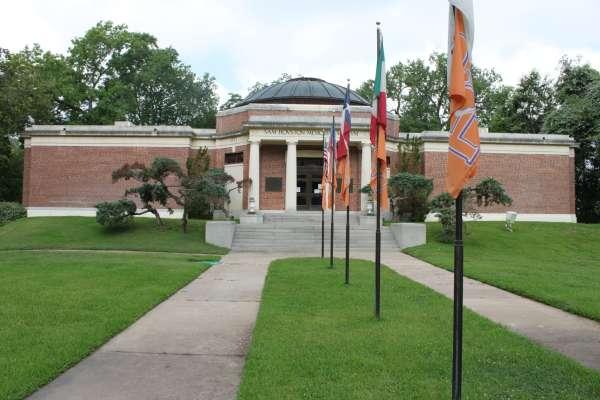 Huntsville - Sam Houston Museum