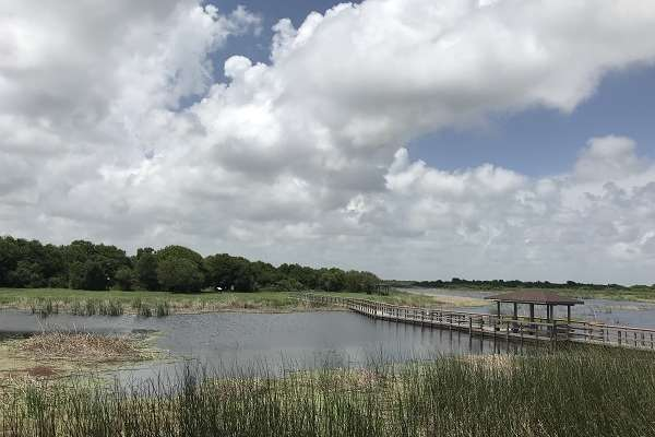 Brazosport Wildlife Refuge