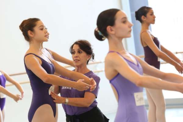 Houston Ballet Intensive