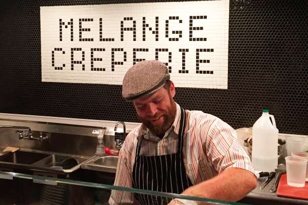 Melange Creperie - The Conservatory - Yo Mariana