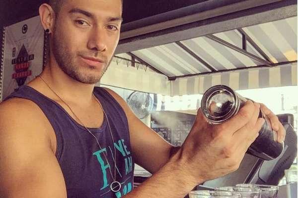 Meet the Bartender: Francisco Leal