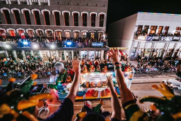 Let the Good Times Roll: Mardi Gras in Houston