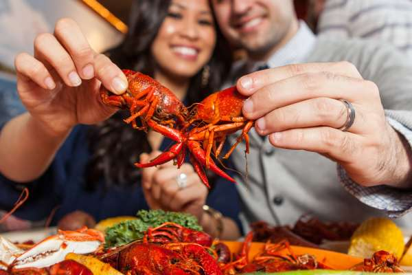 Crawfish season in Port Arthur