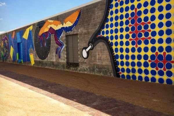 El arte cobra vida en el Washington Avenue Arts District