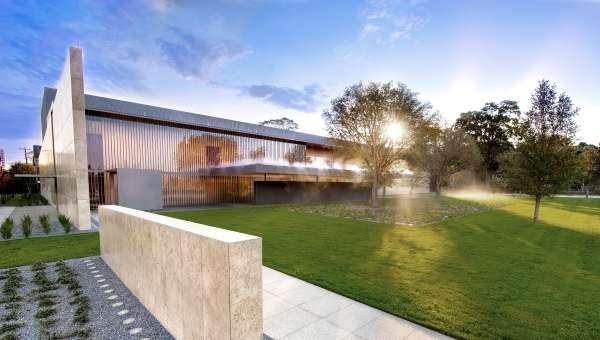 Asia Society Texas Center - Conexión entre Continentes y Culturas
