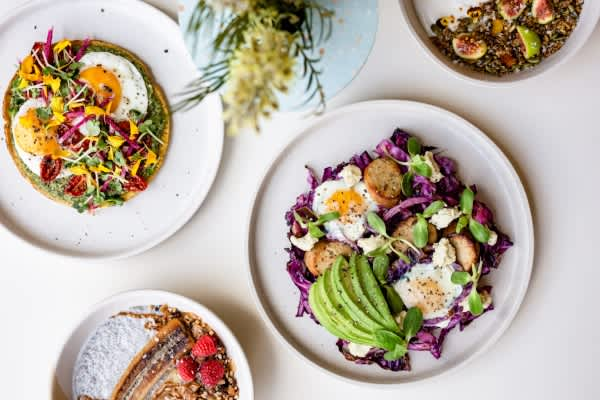 Brunch of the Month: Vibrant