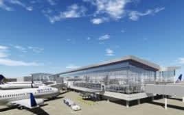 IAH terminal