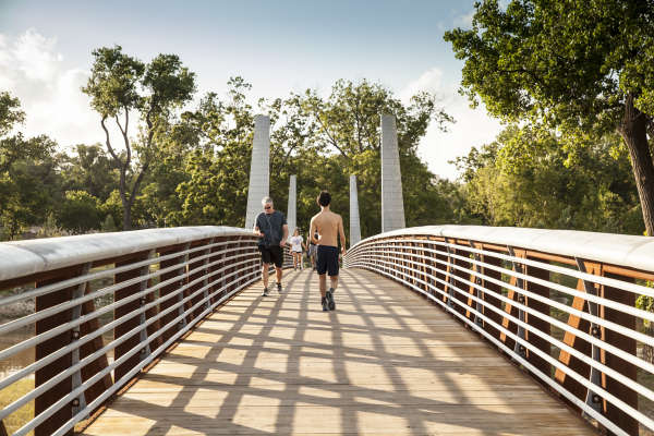 Spring Forward into Buffalo Bayou