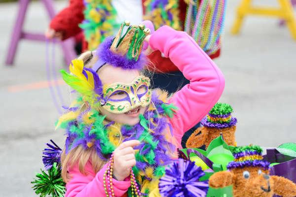 Mardi Gras Port Arthur