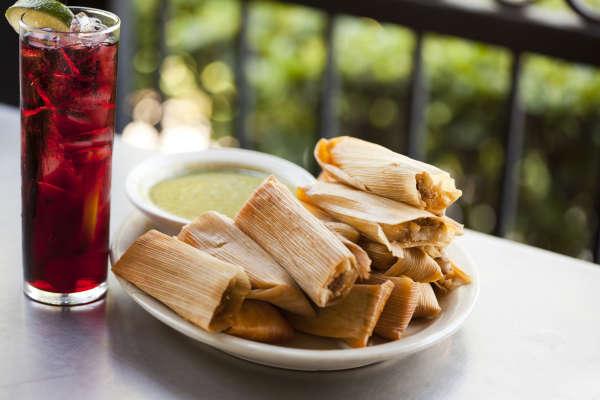 Molina's tamales