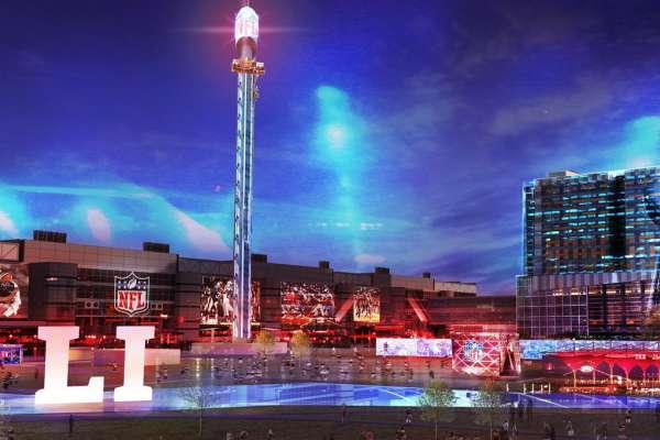 Festival Super Bowl LIVE de Nueve Días Viene a Houston