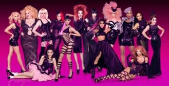Confessions of a Drag Race Virgin: Episode 1