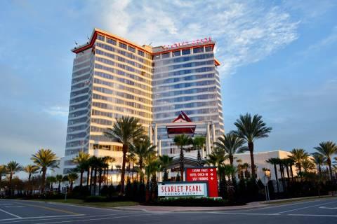 Scarlet Pearl Casino Resort in D'Iberville MS