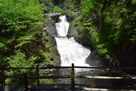 Get out and explore the Pocono Mountains beautiful waterfalls!